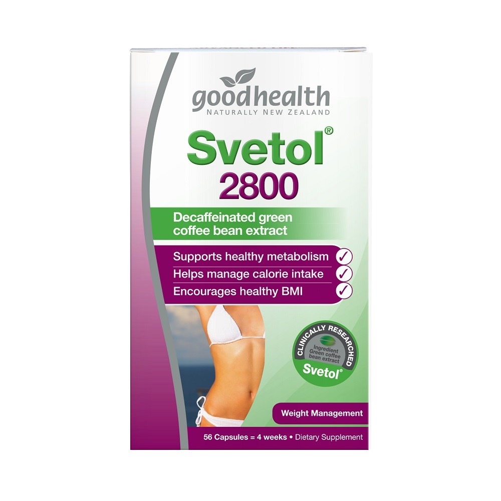 [CLEARANCE] Good Health Svetol 2800 Green Coffee Bean Extract
