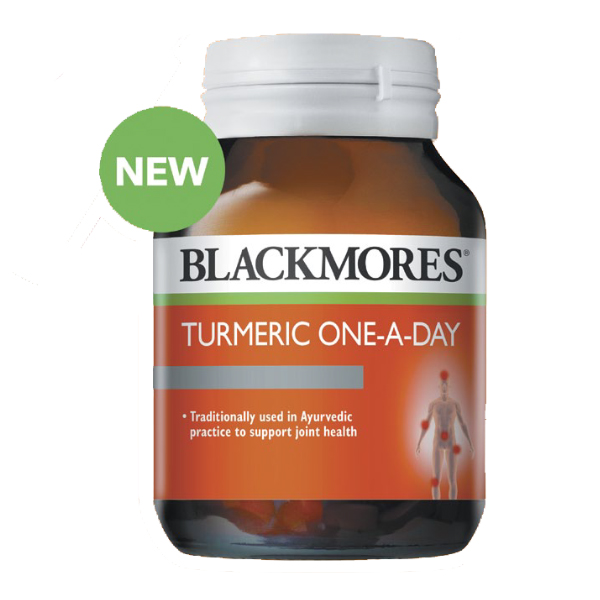 Blackmores Turmeric One-A-Day