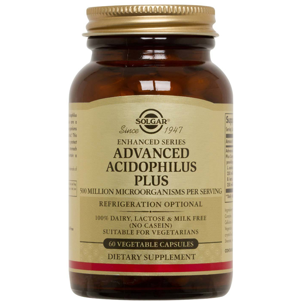 [CLEARANCE] Solgar Advanced Acidophilus Plus