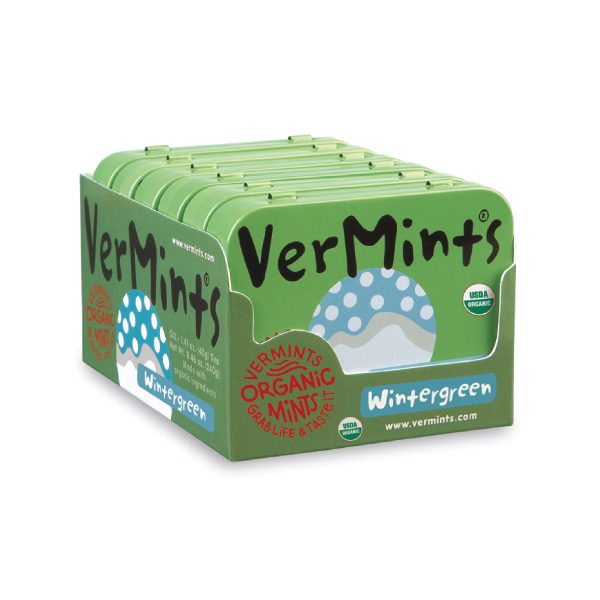 VerMints Organic Wintergreen