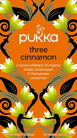 Pukka Three Cinnamon Tea