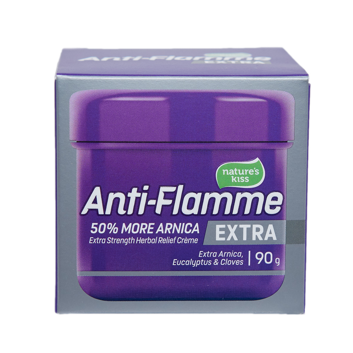 Nature's Kiss Anti-Flamme EXTRA