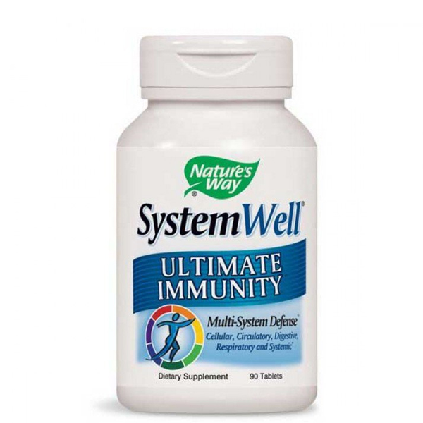 Natures Way System Well Ultimate Immunity