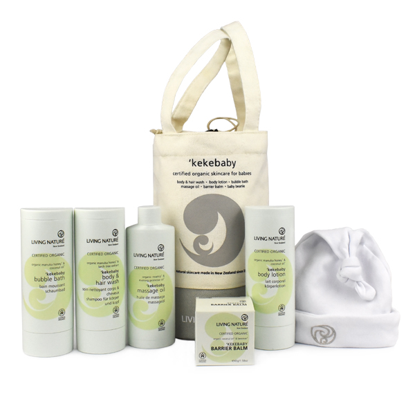 Living Nature 'Kekebaby Gift Pack