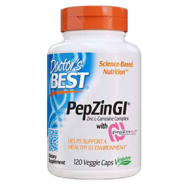 Doctor's Best - PepZin GI