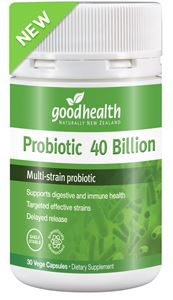 [CLEARANCE] Good Health Probiotic 40 Billion
