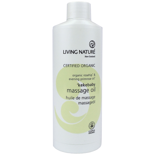 Living Nature 'Kekebaby Massage Oil
