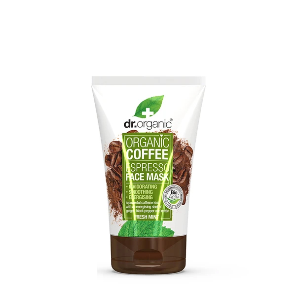 Dr.Organic Coffee Mint Face Mask