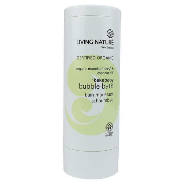 Living Nature 'Kekebaby Bubble Bath