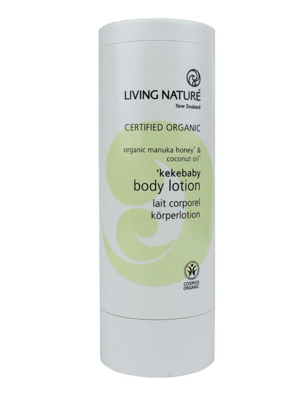 Living Nature 'Kekebaby Body Lotion