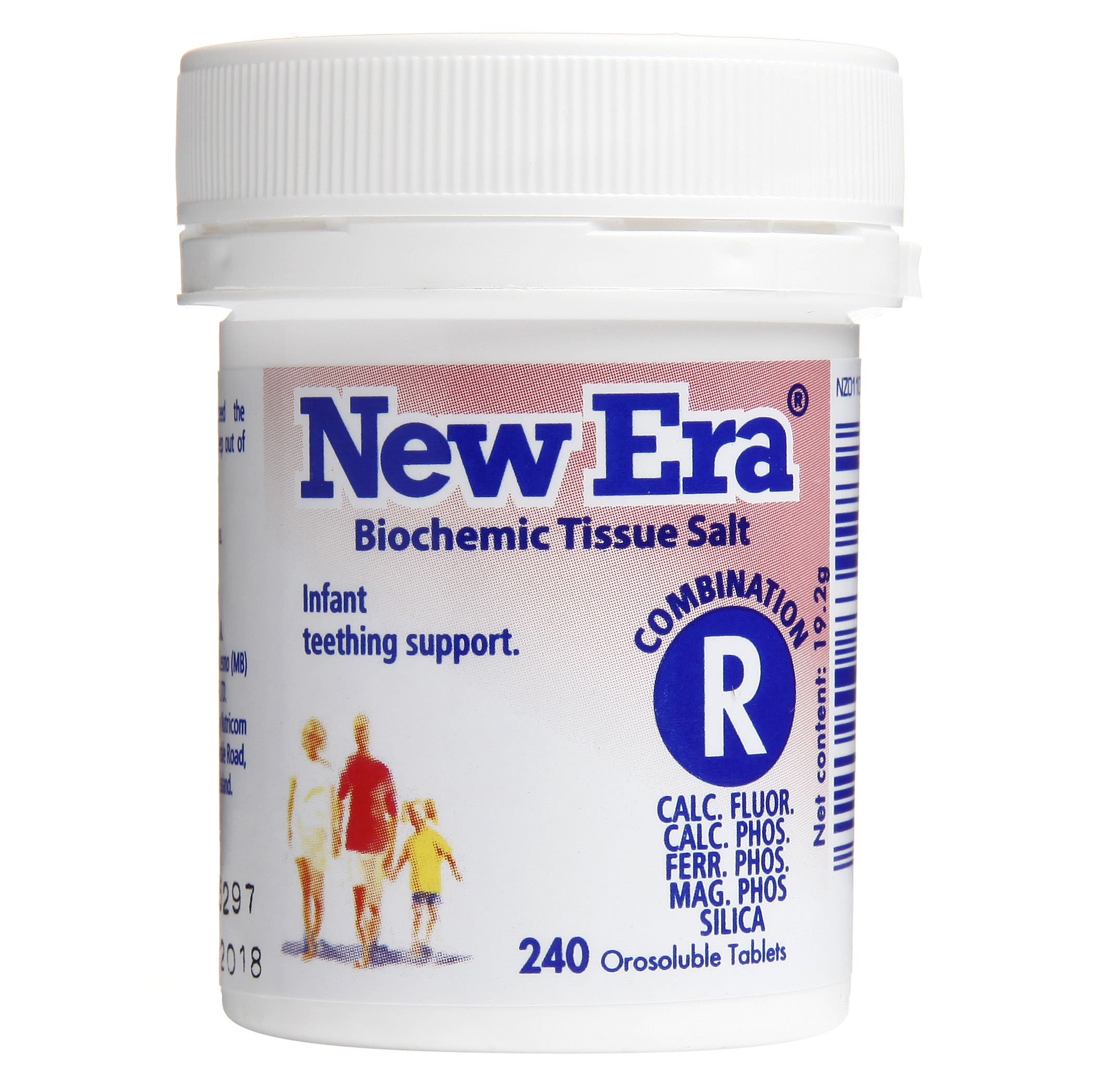 New Era Combination R Mineral Cell Salts