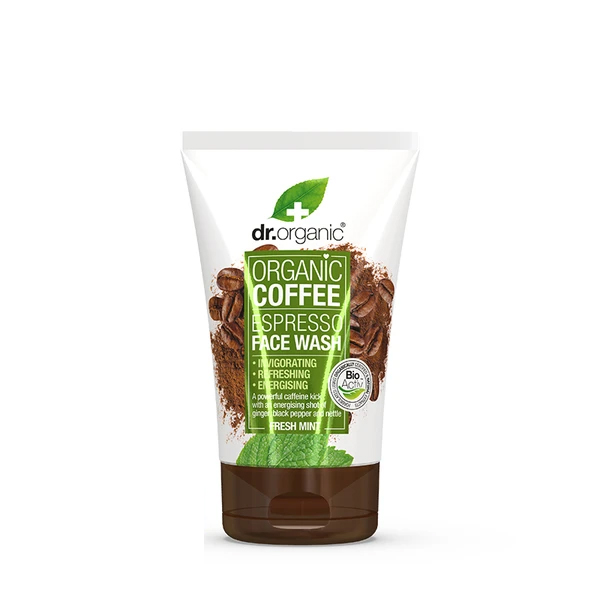 Dr.Organic Coffee Mint Face Wash