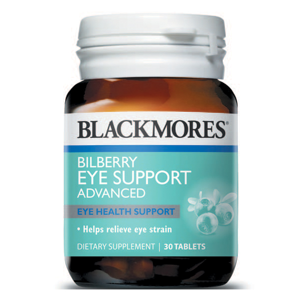 Blackmores Bilberry Eye Support Advanced