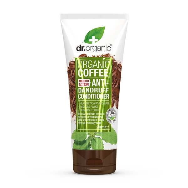 Dr.Organic Coffee Mint Anti-Dandruff Conditioner