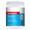 Nutra-Life Fish Oil 1500mg Plus Vitamin D