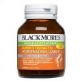 Blackmores Super Strength Horseradish Garlic and C Tablets
