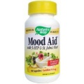 Natures Way Mood Aid With 5-HTP & St Johns Wort